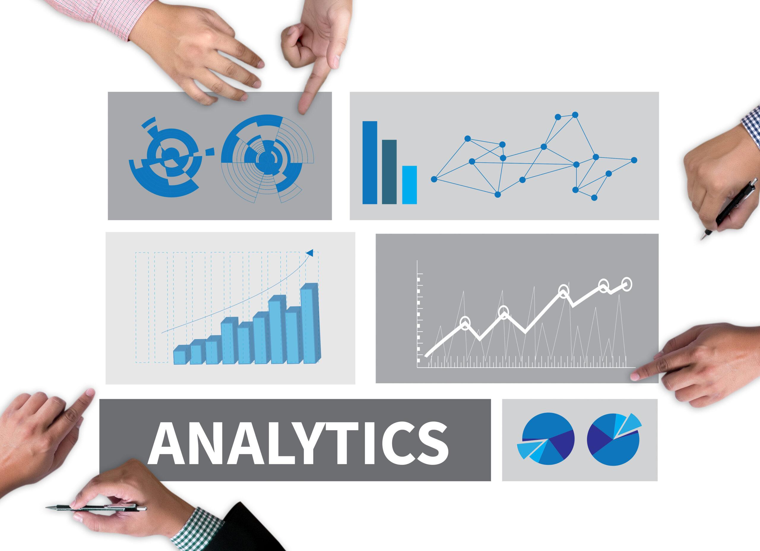 Aplicaciones de Analytics