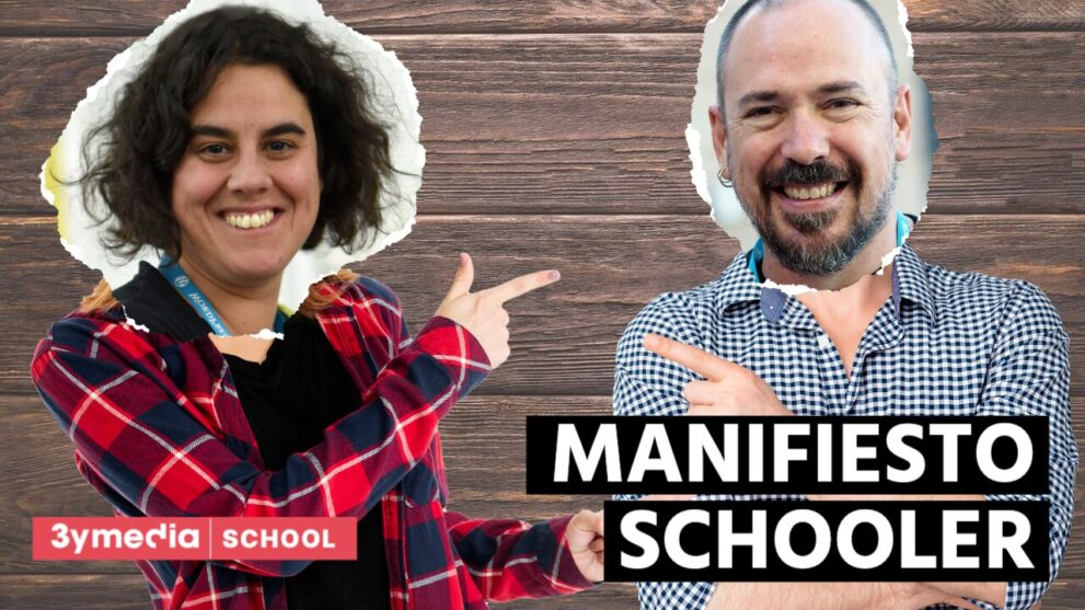 Manifiesto 3ymedia School