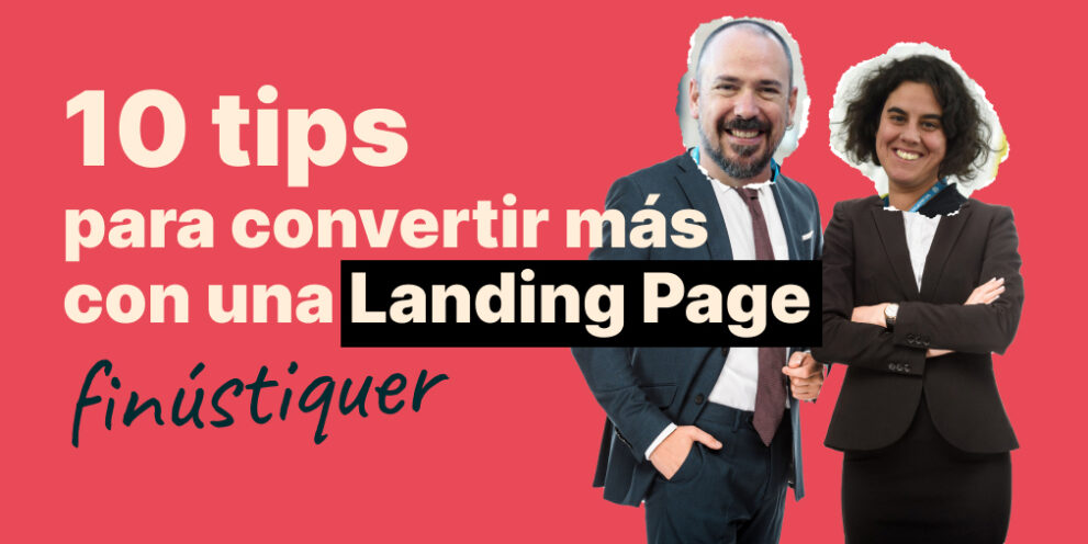 Consejos para Landing Pages vendedoras